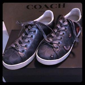 Coach Denim Patch C126 sneakers